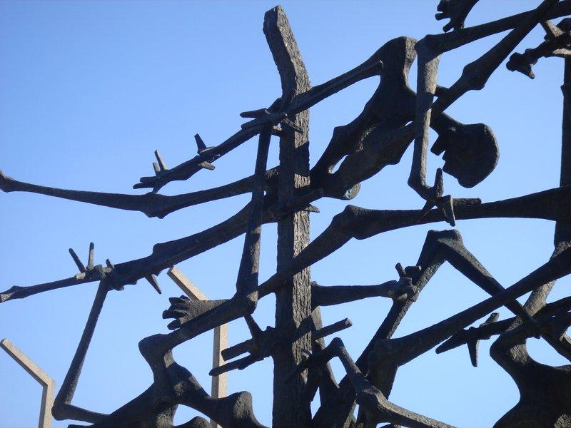 Memorial at Dachau