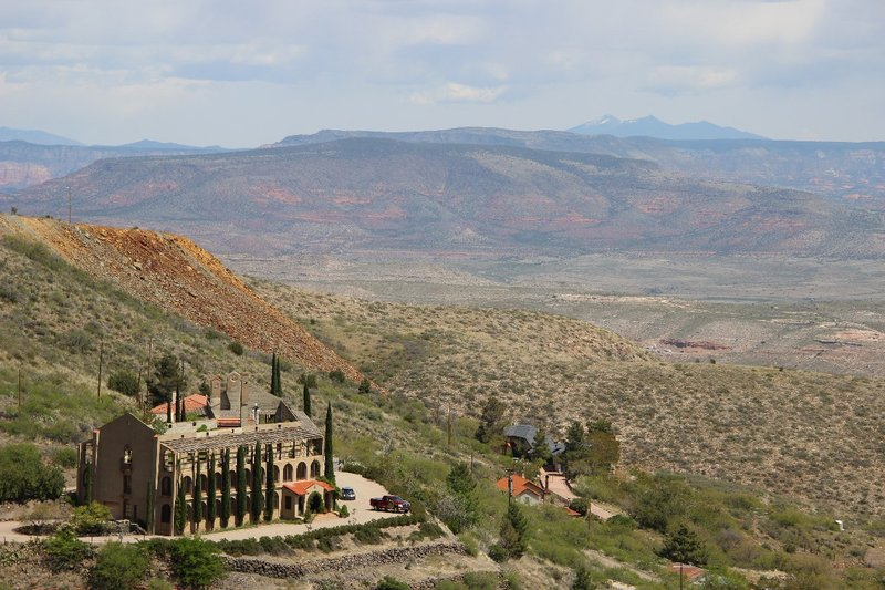 View from Jerome