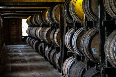 rackhouse of bourbon