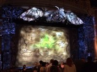 Stage of wicked