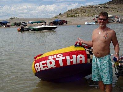 which is big bertha