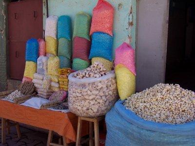 Bolivian popcorn