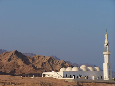 Dahab Mosque