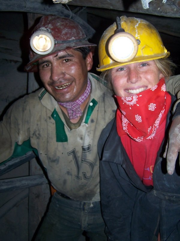 Miner and Kate