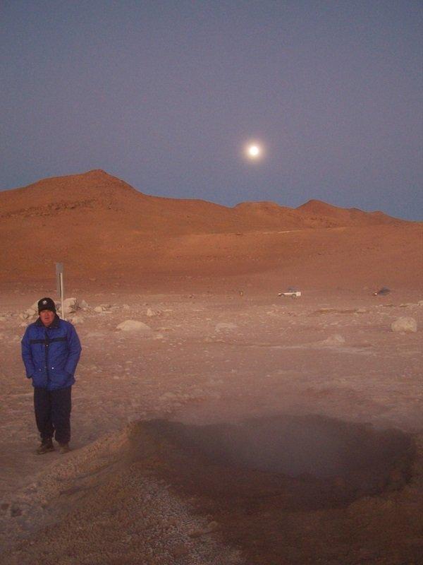 Bolivia Uyuni Salt Flats Tour Day 3