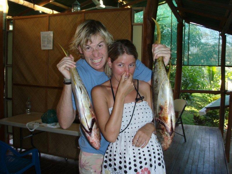 Fishy loving