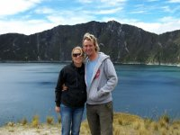 Quiltoa Crater and Us
