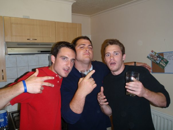 Schlegel, Eager, and myself