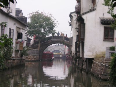 Suzhou  The canals