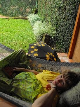 ACCOMODATION TURRIALBA B&#38;B hammock