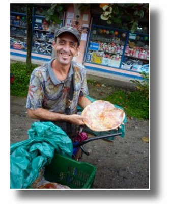 The Cahuita Bread Man