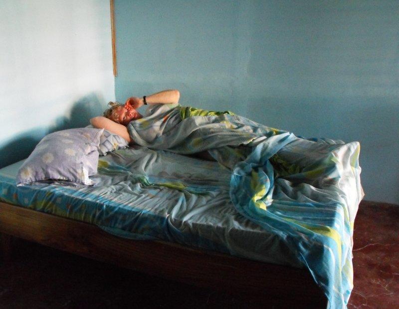 CURU facilities bedroom