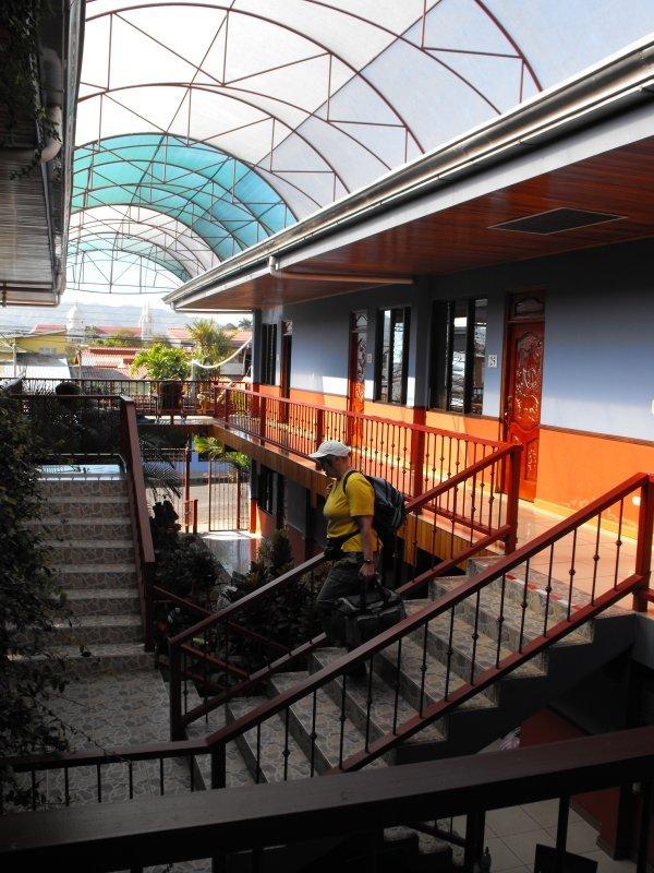 ACCOMMODATION POSADA HOTEL foyer