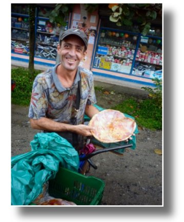 The Cahuita Bread Man