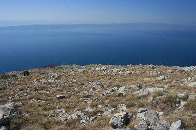 hike up to vosac peak