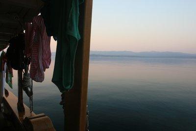 Dawn, Adriatic