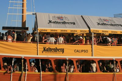 party boats dalmatia