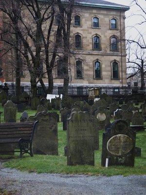 Halifax Gravestones