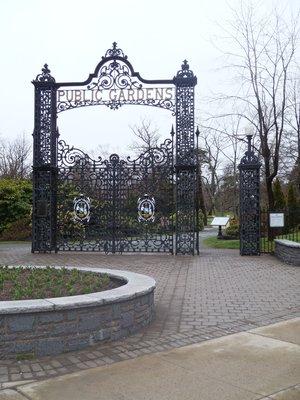 Public Gardens in Halifax