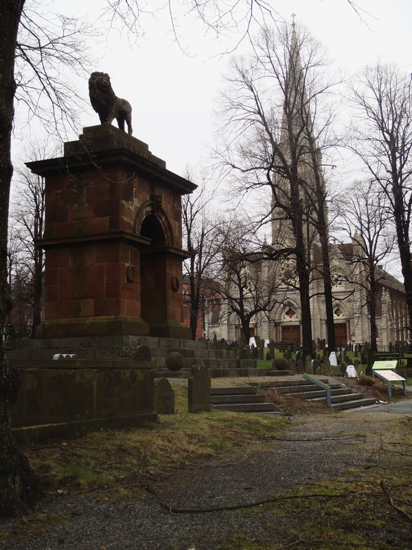 Halifax Graveyard