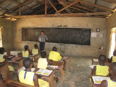 Ian underviser