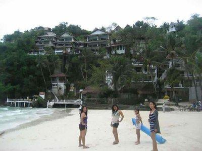 Diniwid Beach