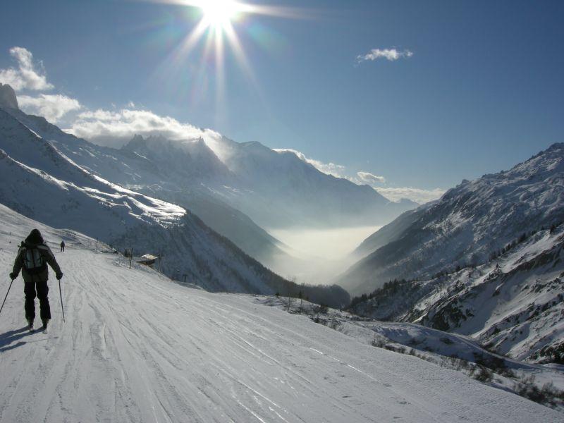 Le Tour ski area