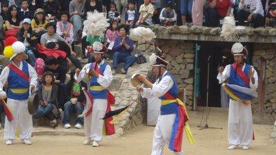 Farmer Dance Performance