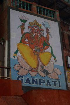 ganpati ghat riversign