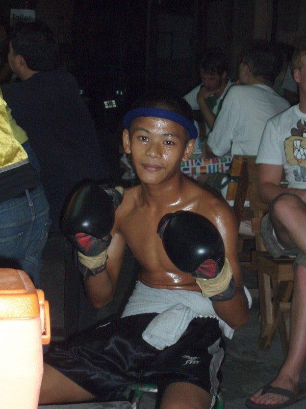 Muay Thai Boxing....So much fun