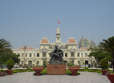 Ho Chi Minh city, Vietnam