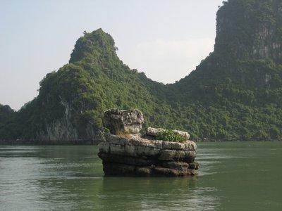Halong Cave, Vietnam