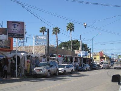 One view of Los Algodones