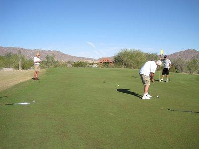 Barrancas Golf Course