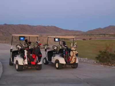 Deluxe Golf Carts