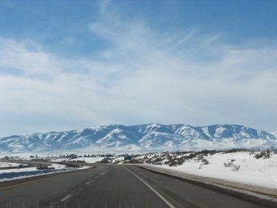 Either Montana, Idaho or Utah...help