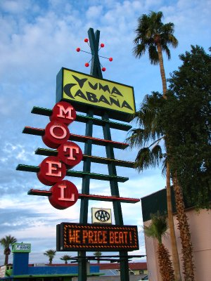Yuma Cabana