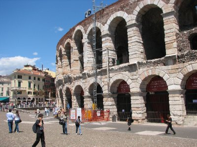Colleseum at Verona