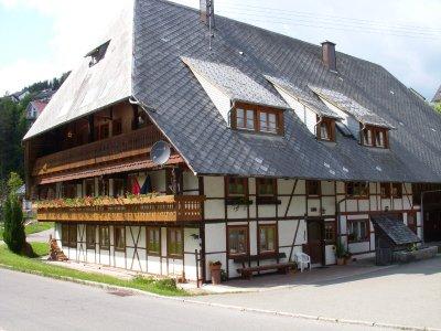 Old Schwarzwald home