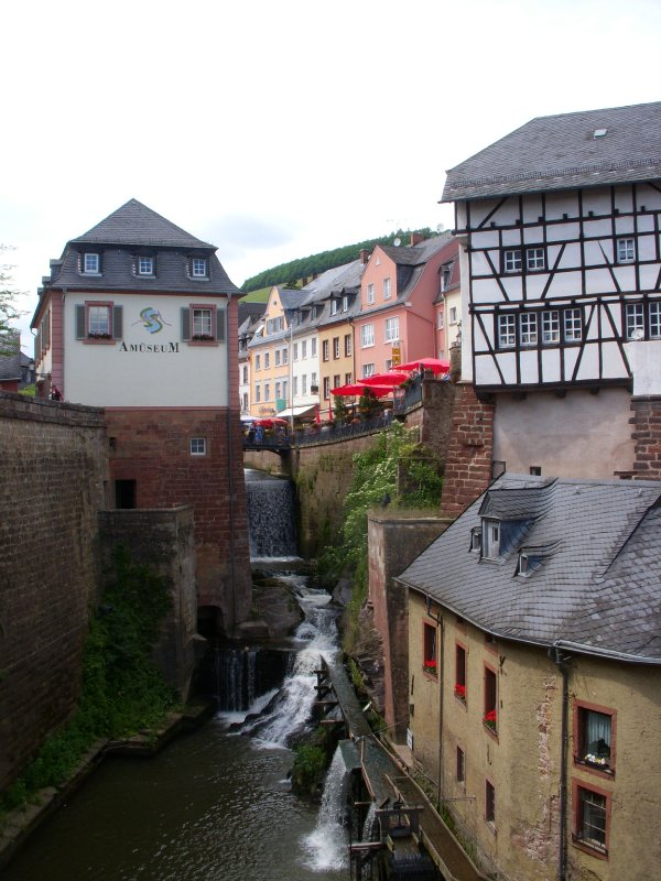 Saarburg mill