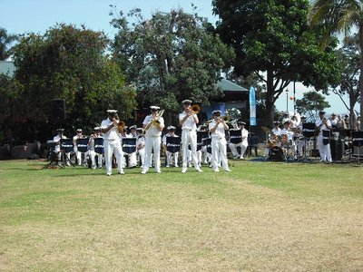 New Zealand Navy Band