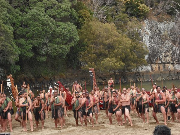 Maori Tribal Haka
