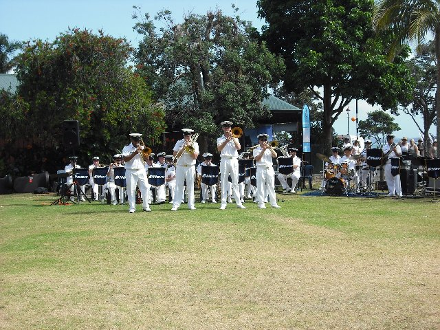New Zealand Navy Band
