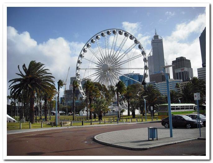 Perth, Wheel Of Excellence