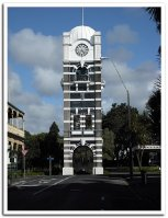 Clock Tower, New Plymouth