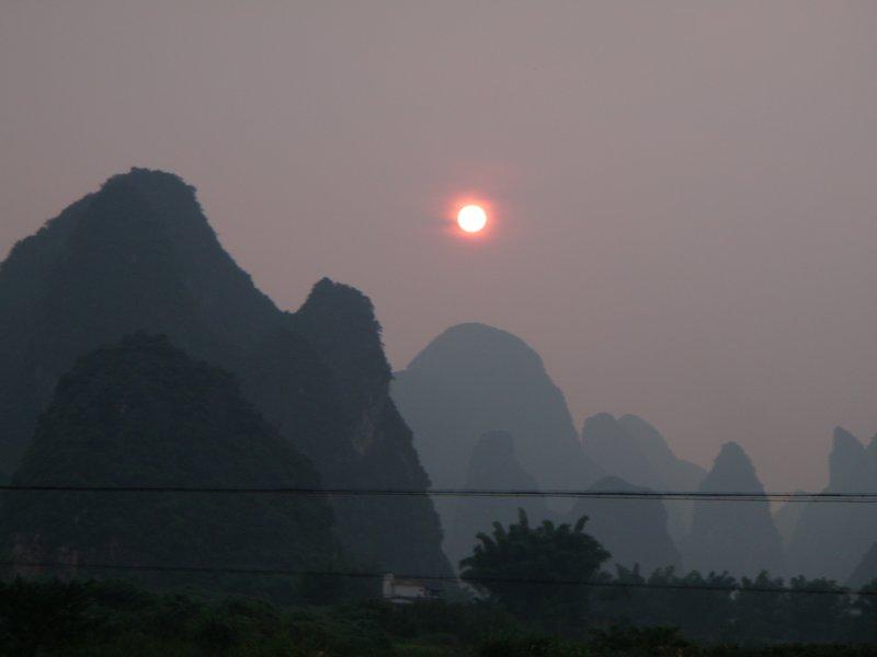 Longshen Sunset