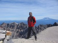 Mt St Helens Summit
