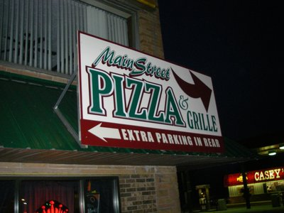 Main St Pizza