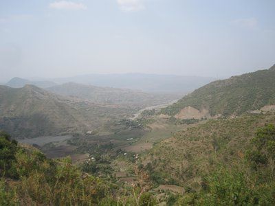 Addis to Lalibela