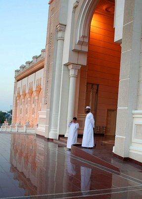Father & Son / Ramadan in the UAE